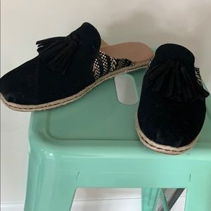 Toms Size 11 Mules
